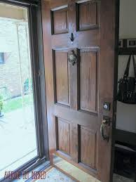 how much gel stain do i need for kitchen cabinets how to restain a front door the easy way