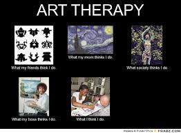 What Society Thinks I Do Meme - frabz art therapy what my friends think i do what my mom thinks i do