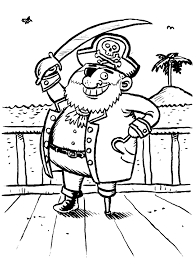 free coloring pages pirates 12210 bestofcoloring