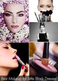how to do eye makeup when wearing a black dress makeup vidalondon