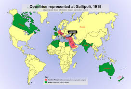 Germany On World Map by Https Gallipoli100education Org Uk Wp Content Up