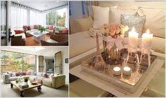 Bridal Shower Home Decorating Ideas Decorating Your Home - Romantic living room decor