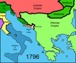 World War One Ottoman Empire History Of The Balkans