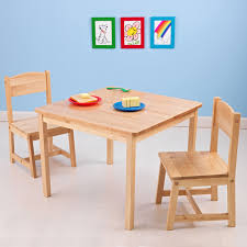 Kids Activity Desk And Chair by Kidkraft Aspen Kids 3 Piece Table And Chair Set Walmart Com