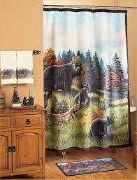 Moose Themed Home Decor by Mesmerizing 40 Black Bear Bathroom Decor Design Decoration Of 25