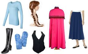 Anna Costume Princess Anna Of Arendelle Costume Diy Guides For Cosplay