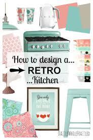 Retro Vintage Home Decor Home Decorating Ideas Vintage Rad And Retro Kitchen Ideas Retro
