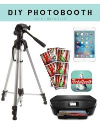 Photo Booth Camera Diy Photobooth Perfect For Parties Diy Photobooth Photo Booth