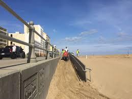 hurricane matthew damaged thousands of virginia beach homes but