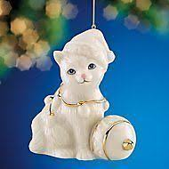231 best lenox cats images on figurines cat and