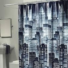 Amazing Deal On Periodic Table Shower Curtain Kids Children Skyline 70 Inch X 72 Inch Shower Curtain Bed Bath U0026 Beyond