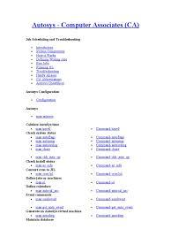 auto sys command line interface server computing