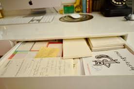 Ikea Desk Drawer Organizer by Organizational Match Made In Heaven West Elm Parsons Desk Ikea