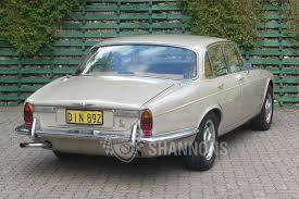 sold jaguar xj6 series 1 saloon auctions lot 14 shannons