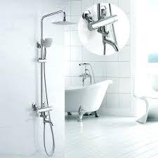 Shower Sets For Bathroom Shower Sets For Bathroom 8 Inch Luxury Bathroom Rainfall Shower