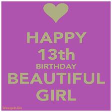 birthday cards inspirational 13th birthday card sayings 13th