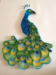 paper quilling birds tutorial i need to try this for myself and simplify it for my older