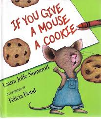 if you give a mouse a cookie animated childrens book story