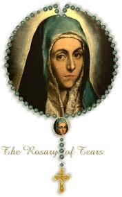 s tears rosary the rosary of tears