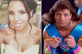 Girls With Beef Curtains Wwe Legend Asks Facebook If It U0027s Ok To Have With His U0027daughter