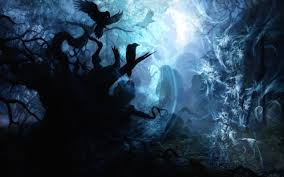 halloween background 1080p fantasy backgrounds wallpaper cave