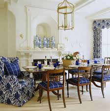 blue dining rooms blue dining room beautiful rooms in blue and white traditional