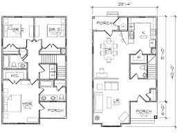 Small Lake Cottage House Plans Small Lake House Plans There Are More Narrow Sloping Lot Lake