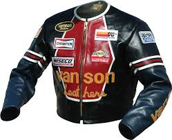 armored leather motorcycle jacket the star jacket from vanson leathers from a review of 6 retro