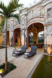 hacienda sac chich mexico situated in yucatan villa for rent