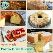 10 homemade pound cake recipes recipelion com