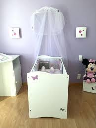 décoration chambre bébé à faire soi même deco lit bebe parure de lit chambre bacbac fille avec des