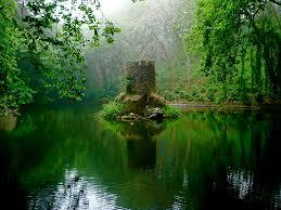 big moat small castle pics