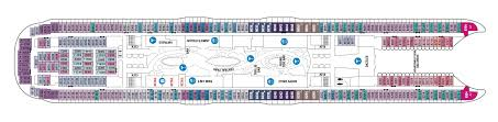 oasis of the seas floor plan symphony of the seas vision cruise
