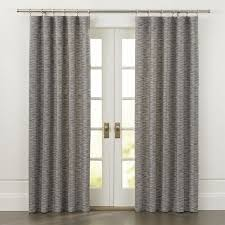 What Type Of Fabric For Curtains Sale Curtain Panels And Window Coverings Crate And Barrel