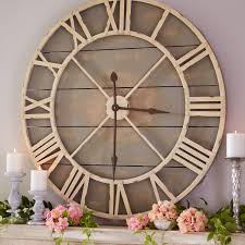 Unique Wall Clocks by Large Decorative Wall Clocks A Truly Unique Design And Workmanship