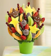 edible fruits arrangements edible fruit arrangement just want to see you smile delicious