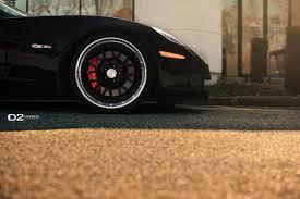 corvette zo6 rims pics black corvette z06 looks awesome on d2forged wheels