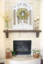 Rustic Mantel Decor Category Thanksgiving Decorating Ideas Home Bunch U2013 Interior