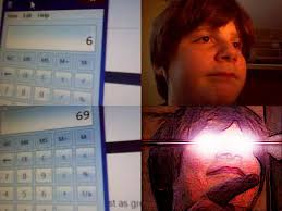 How To Make Meme Text - how do i make a distorted lens flare meme like this in photoshop
