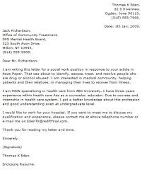 mental health counselor cover letter cheap cover letter