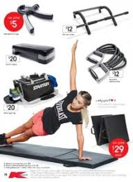 Kmart Weight Benches Fitness Specials Catalogue 18 24 Feb 2016