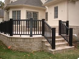 Patio Handrails by 44 Patio Railing Deck Railings Michlmi Org