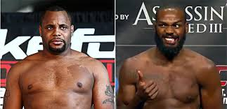 jon jones takes a at daniel cormier s physique fighting insider