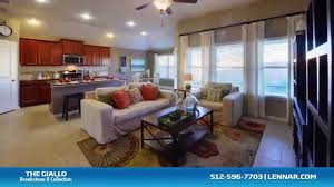lennar nextgen homes floor plans giallo model tour lennar austin youtube