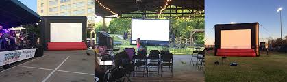 movie screen rentals fort worth tx corporate church and