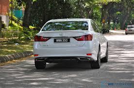 lexus gs f malaysia review 2012 lexus gs 350 f sport wemotor com
