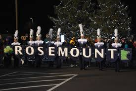 rosemount marching band to play in macy s thanksgiving day parade