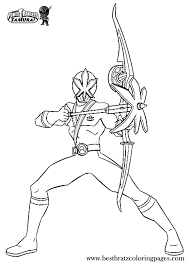 coloring pages red robot power rangers megafor coloring