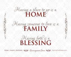Somebody To Love Quotes by Concept Home Family U0026 Blessing