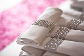rond de serviette mariage location matériel décoratif reims nappages vaisselles